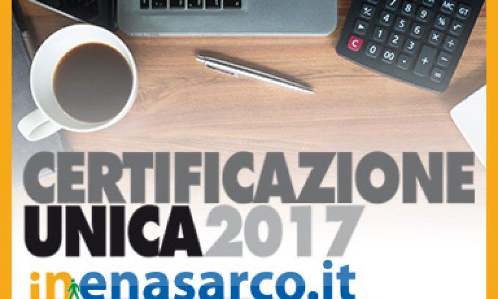 enasarco online la nuova certificazione dei redditi
